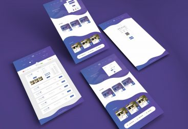 Travel App- TripNP Website UI Design